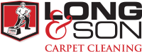 Long and Son Carpet Cleaning Logo